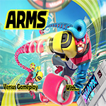 ARMS, nintendo, nintendo switch, switch, gigamax, gigamax games, YouTube