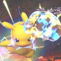 pikachu battle