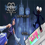 Kingdom hearts, gameplay, video games, gigamax, birth by sleep, gigamax games, streamers, youtubes, lets play
