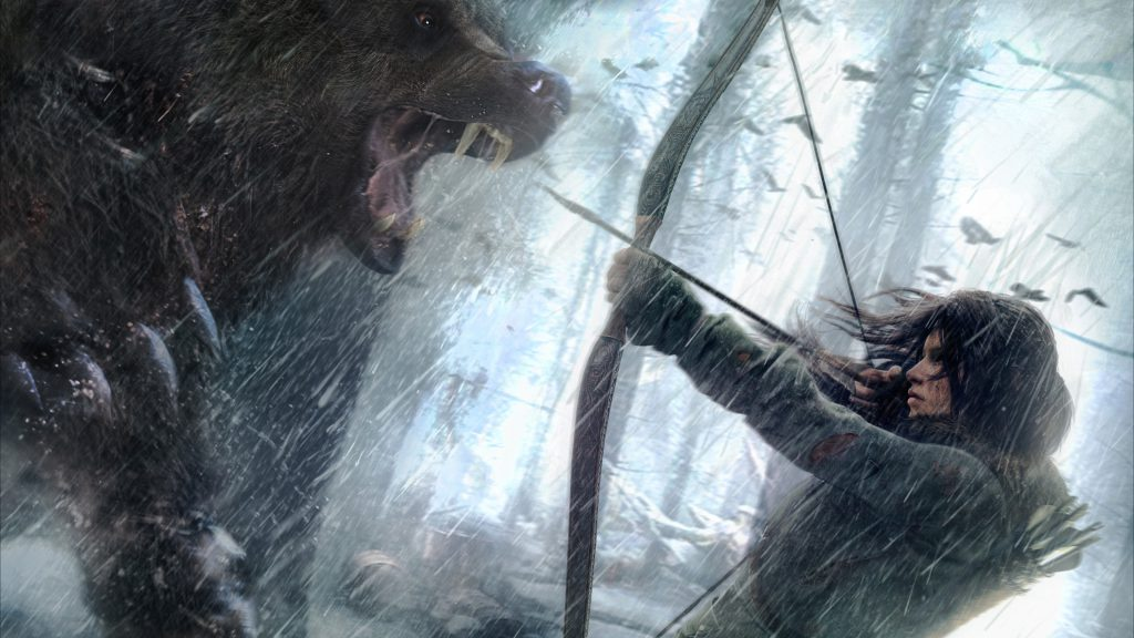 rise of the tomb raider, tomb raider, gaming, video games, game footage, game play