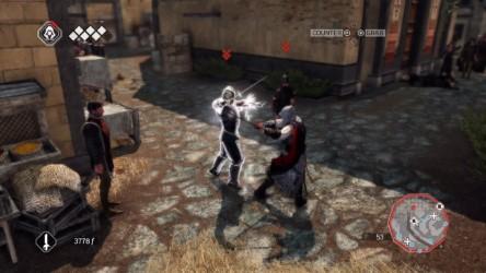 Assassin's Creed 2 fight scene