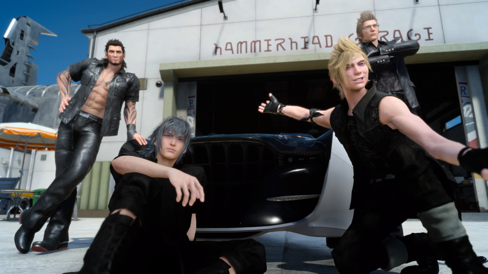 Final Fantasy XV: Buddies