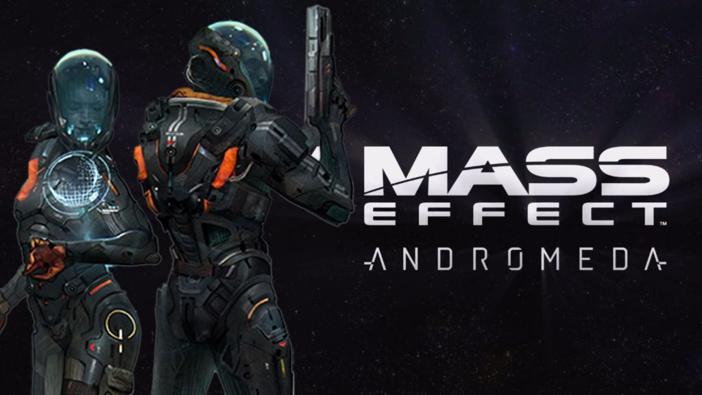 Mass effect andromeda 2017 video game release with gigamax