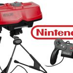 nintendo virtual boy, virtual reality gaming, old school virtual reality, gigamax games, gigamax virtual reality