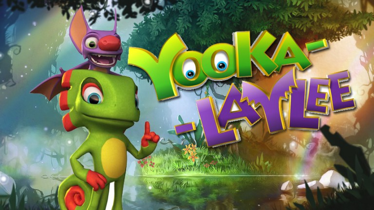 yooka laylee 2017 video game release with gigamax