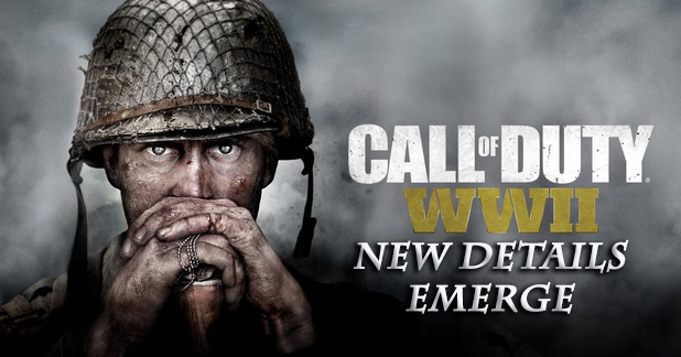 http://gigamaxgames.com/call-of-duty-ww2-marketing-materials-leak-details/