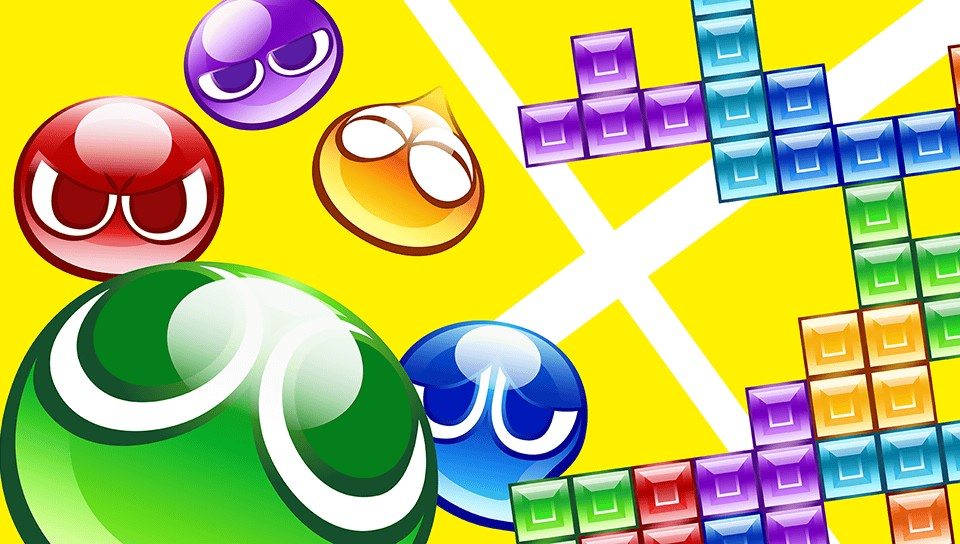 PuyoPuyoTetris, switch games, new releases