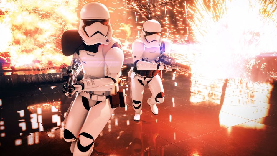 Star Wars, battlefront 2, new battlefront, gameplay, trailer battlefront 2 trailer, gigamax