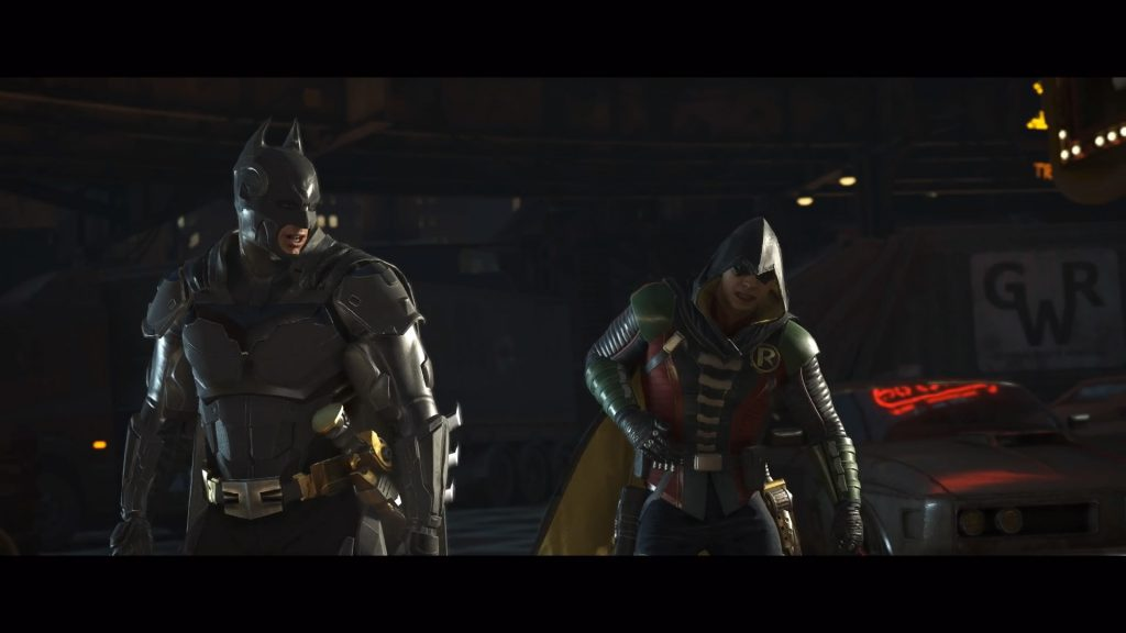 injustice 2, new games, latest games, new releases, gigamax, gigamax games, batman, robin