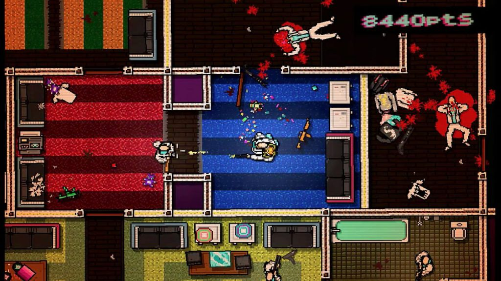 Hotline Miami, indie game