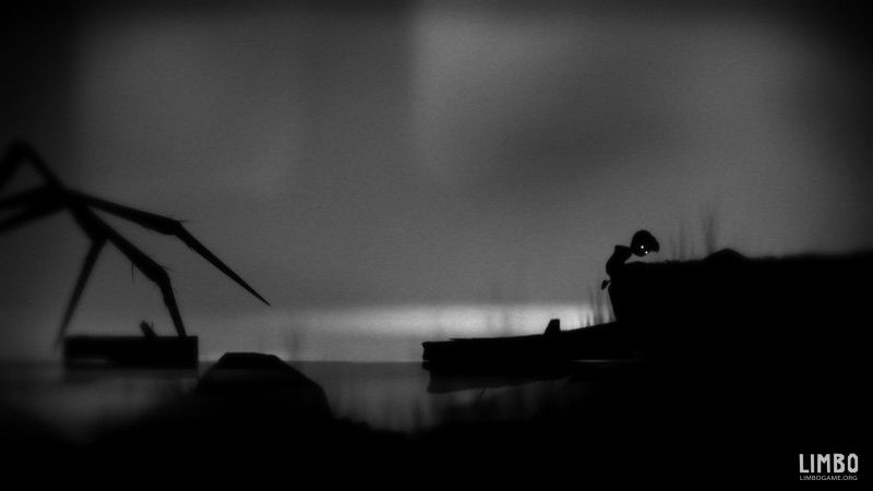 Limbo, indie game