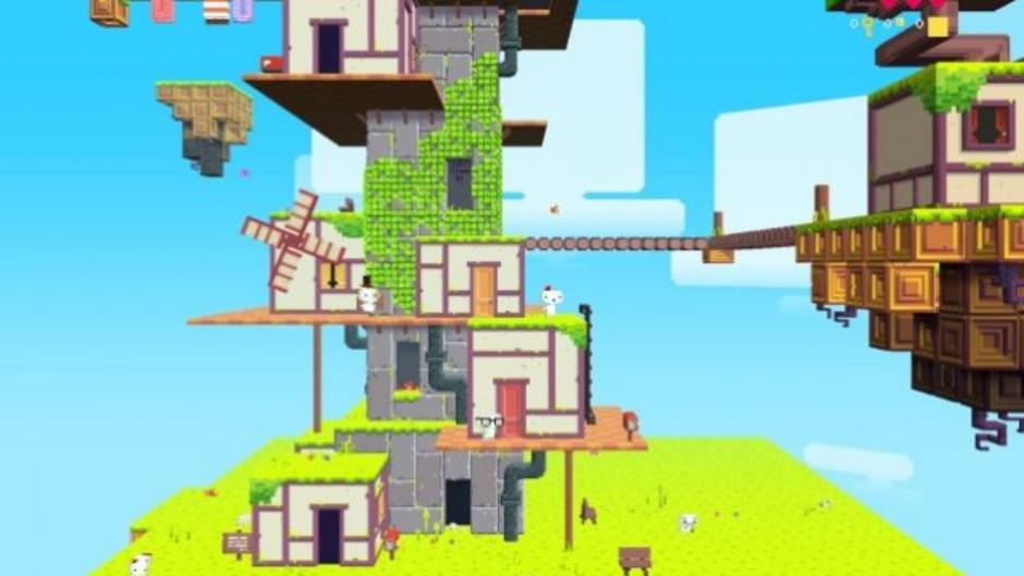 Fez, Indie games