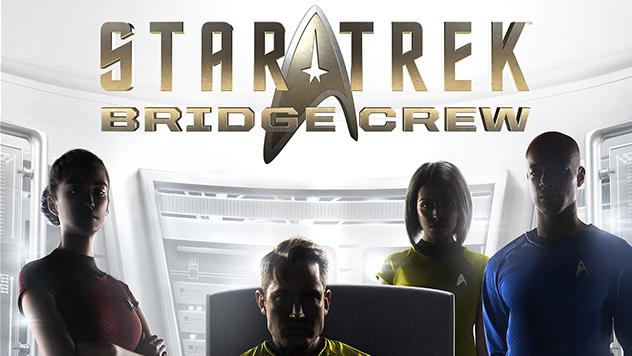 star trek bridge crew, new games, playstation vr, playstation vr new releases, upcoming releases, games, video games
