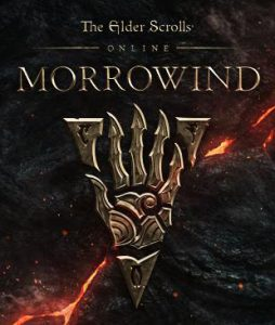 the elder scrolls online morrowind, morrowind expansion cover
