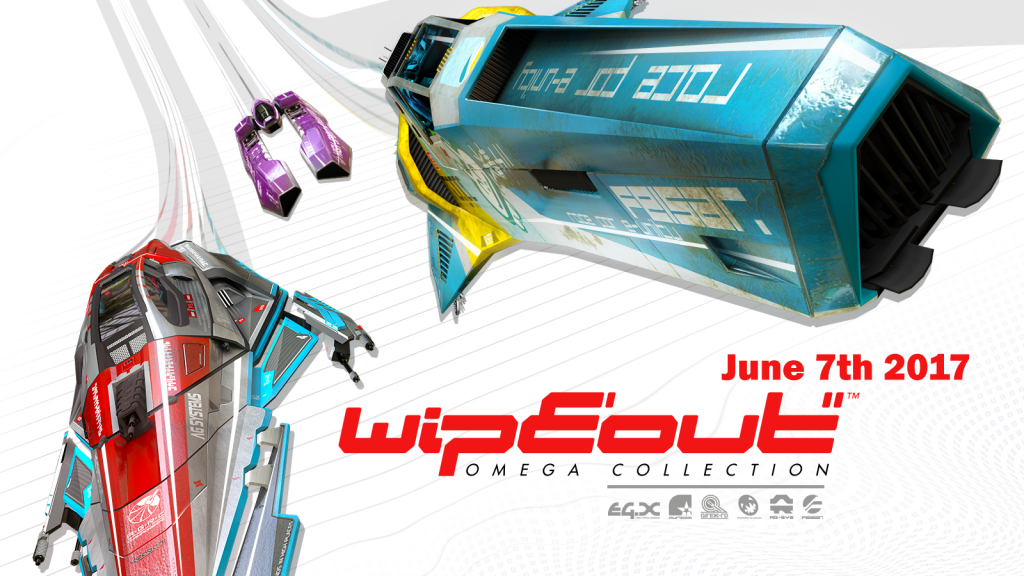 wipe out ogema, gigamax, video games, june 2017 releases, new releases