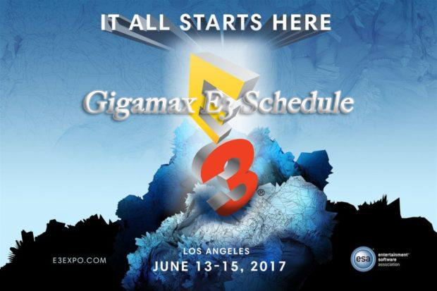 e3, youtube, article, video, gigamax, gigamax games, nj gaming, new jersey gaming