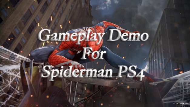 Spiderman, e3, new games, latest games