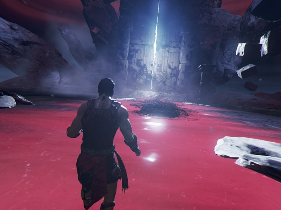 Theseus, playstation vr, review, gigamax, gigamax games, theseus review