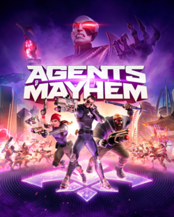 Agents of Mayhem, YouTube, gameplay, gigamax games, videos, let's play
