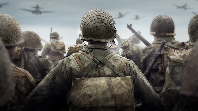 Call of Duty: WW2, call of duty wwii, cod, call of duty, latest games, beta, update