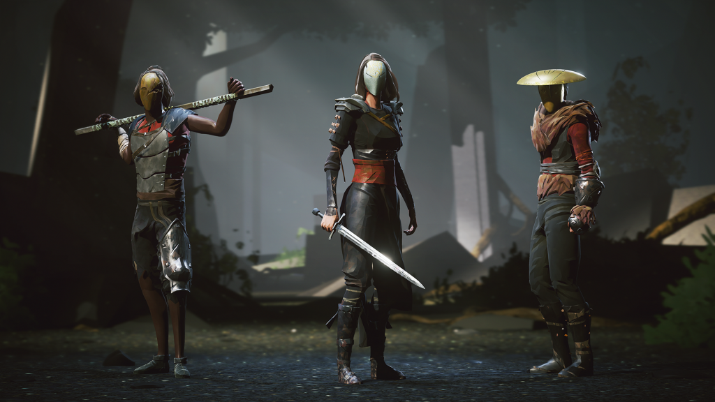 Absolver, new games, latest games, video games, sloclap, indie games, indie developer, gigamax, gigamax games