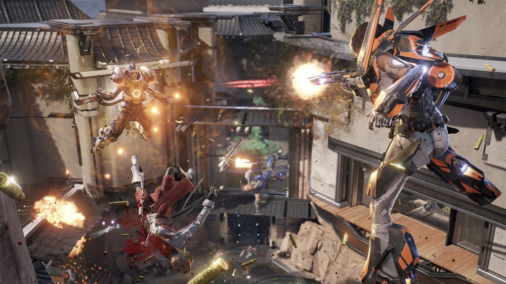 Lawbreakers, new update, gaming news, video game news, gigamax, gigamax games