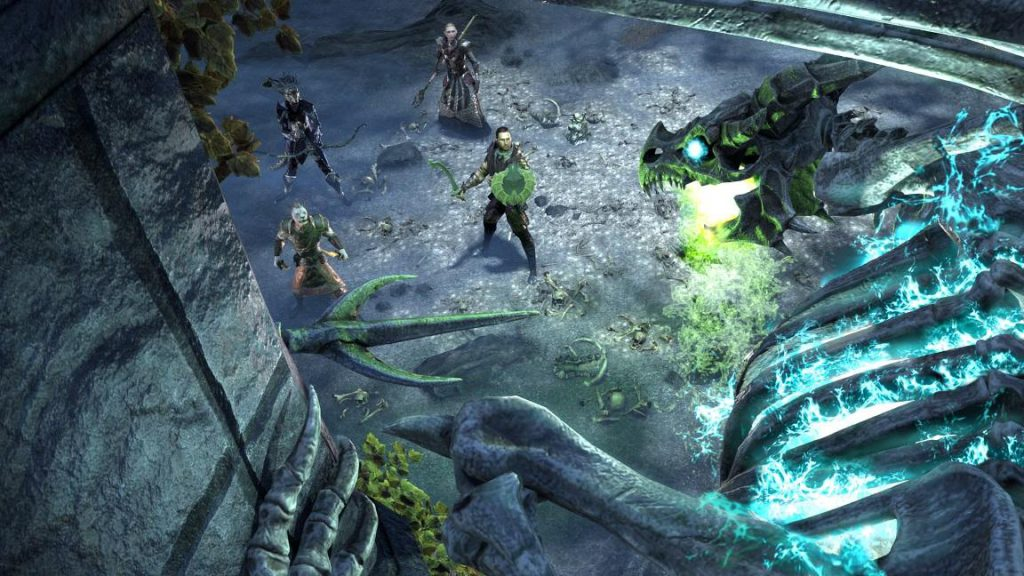Dragon Bones, eso, elder scrolls online, gigamax, gigamax games, latest gaming news, video game news