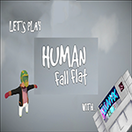 Human Fall Flat, human fall flat youtube, human fall flat gameplay, gigamax, gigamax games, youtube gaming, indie games
