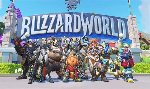 Overwatch skins, new update, blizzard world, overwatch, gigamax, gigamax games, gigamax news, video game news