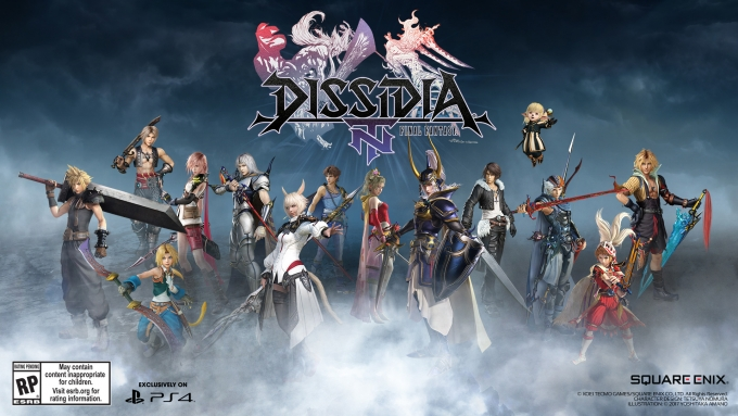 Dissidia Final Fantasy NT, Final Fantasy, Fighting Games, Latest Games, YouTube Gaming, Dissidia Final Fantasy YouTube, gigamax, gigamax games