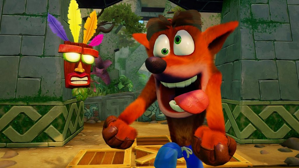 New Crash Bandicoot, crash bandicoot rumor, crash bandicoot, latest games, video game rumors, gaming rumors, video game news, Activision, Sony, Switch, PC