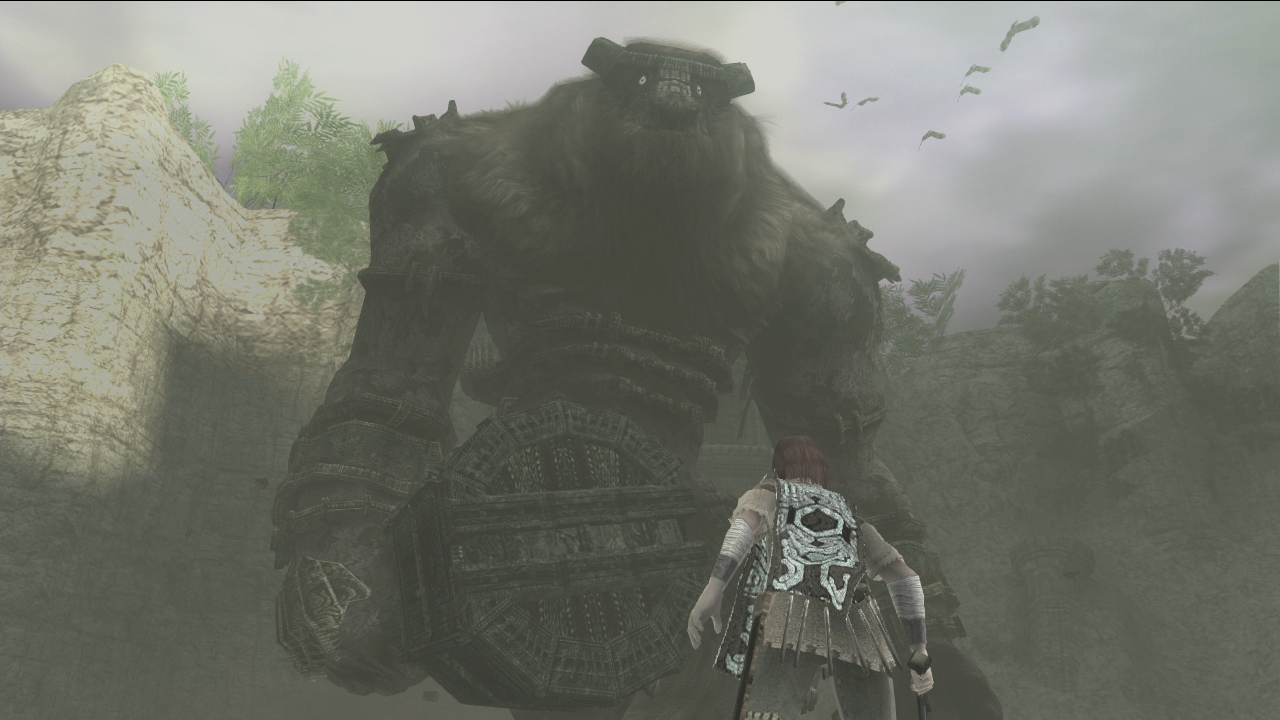 shadow of the colossus, boss guide, shadow of the colossus boss guide, latest games, playstation 4, gigamax, gigamax games, youtube gaming, youtube walkthrough, youtube gaming