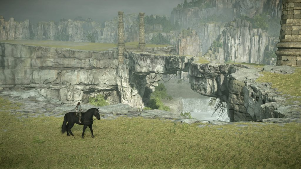 bluepoint, remastered games, video game news, gigamax, gigamax games, shadow of the colossus remastered, gigamax original screenshot