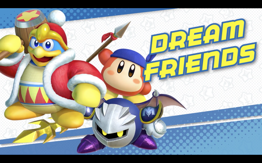 Nintendo, nintendo direct, gaming news, Nintendo news, video game news, video game media, latest games, Kirby Star Allies: Dream Friends