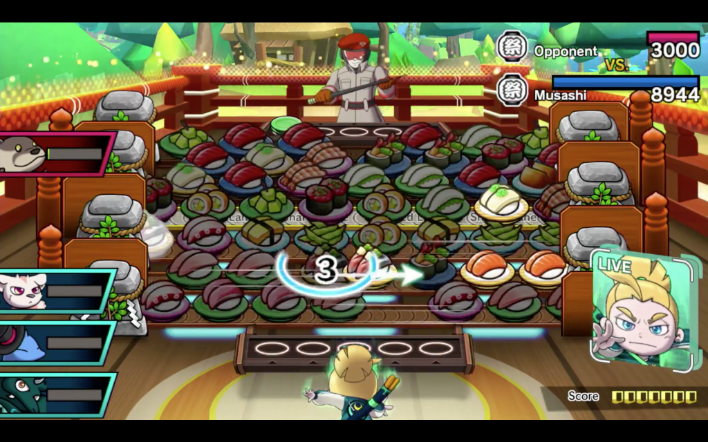 Nintendo, nintendo direct, gaming news, Nintendo news, video game news, video game media, latest games, Sushi Striker: The Way of Sushito