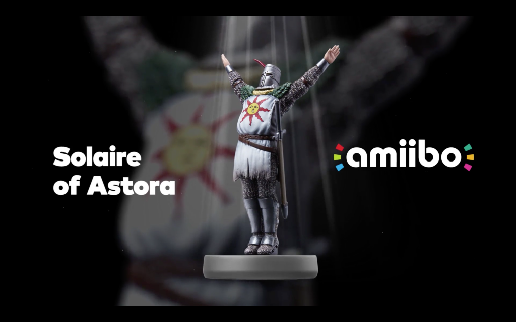 Nintendo, nintendo direct, gaming news, Nintendo news, video game news, video game media, latest games, Dark Souls Remastered + Amiibo