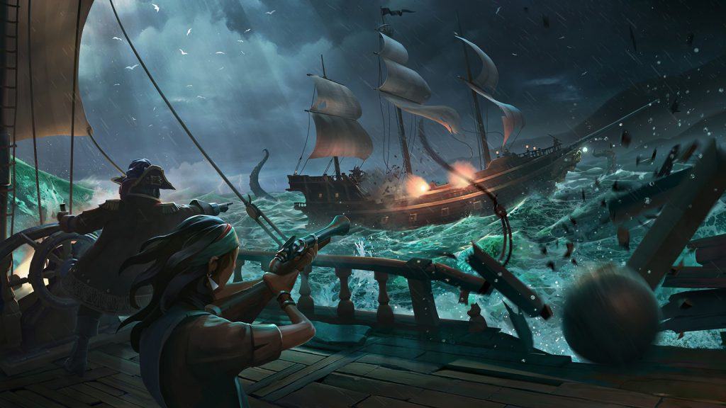 Rare, sea of thieves, new games, sea of thieves server, sea of thieves xbox one, sea of thieves pc