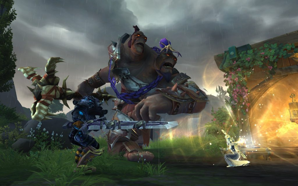 Battle For Azeroth, wow, new expansion, world of warcraft new expansion, gigamax games, wow news, world of warcraft news