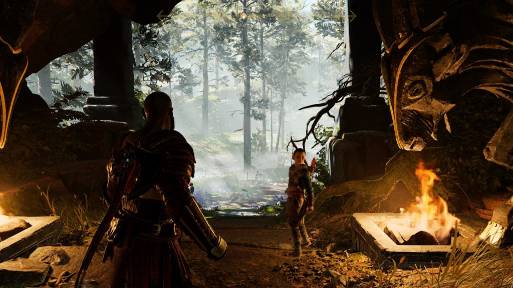 god of war, god of war review, god of war screenshots, gigamax games, gigamax, gaming news, gaming review, video game reviews