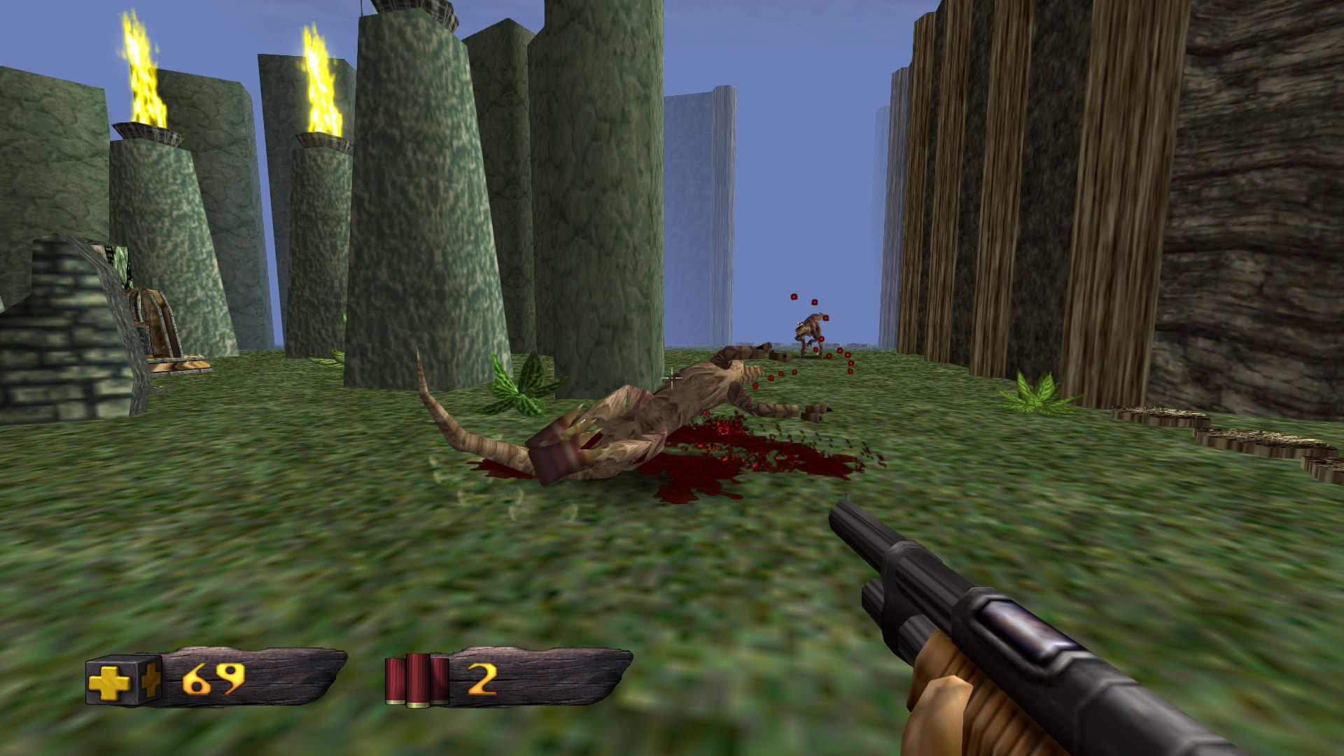 <a class=&quot;amazingslider-posttitle-link&quot; href=&quot;http://gigamaxgames.com/turok-dinosaur-hunter-review/&quot;>On The Eighth Day, Iguana Created Turok…</a>