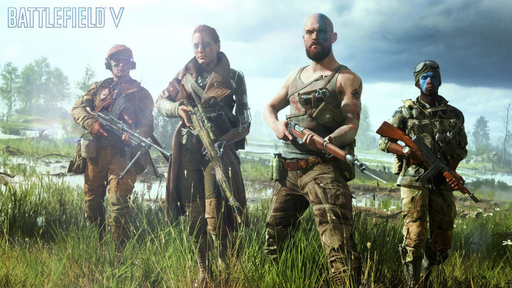 Battlefield 5, battlefield V, DICE, EA, DICE battlefield V, new battlefield, new games, new releases, new video games, upcoming battlefield, battlefield gameplay, gigamax, gigamax games, gigamax gaming news, gigamax video game news