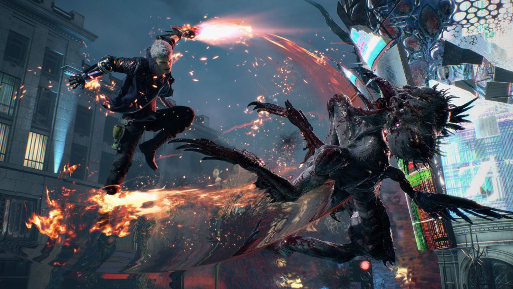 Devil May Cry 5, e3 2018, devil may cry, new devil may cry, video game news, gaming news, devil may cry e3 2018, video game news, capcom, capcom gaming news, capcom 2018, capcom e3 2018