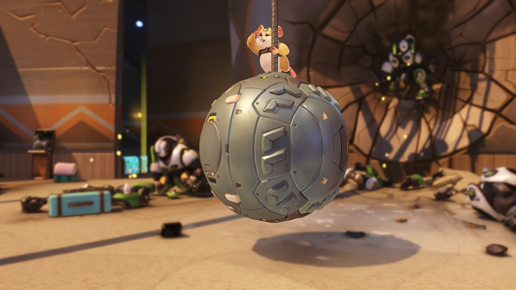 Wrecking Ball, Hammond, new overwatch character, new overwatch hero, overwatch update, ptr, overwatch ptr, overwatch update, overwatch dlc, overwatch news, gigamax games, gigamax