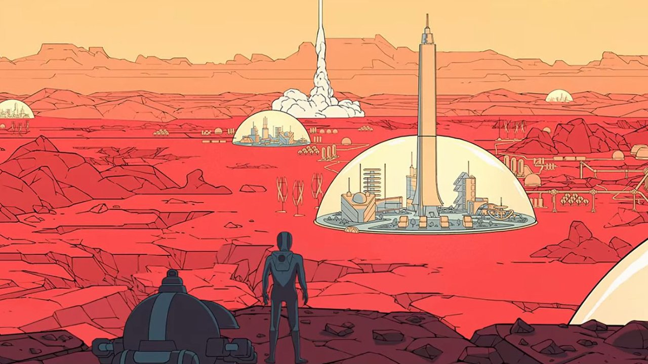 Surviving Mars Review - For Love of the Game
