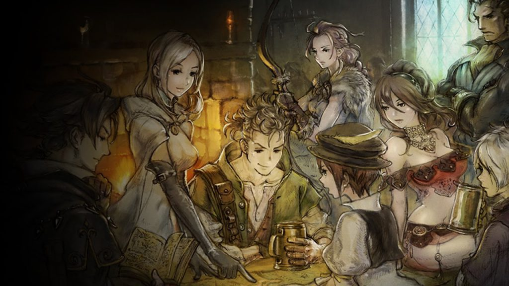 octopath traveler, octopath traveler youtube, octopath traveler nintendo switch, octopath traveler new rpg, octopath traveler gameplay, octopath traveler playlist, octopath traveler review, gigamax, gigamax youtube, gigamax games