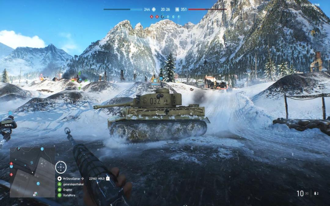 Battlefield 5, battlefield 5 alpha, battlefield 5 release date, battlefield 5 news, dice, battlefield dice, battlefield news