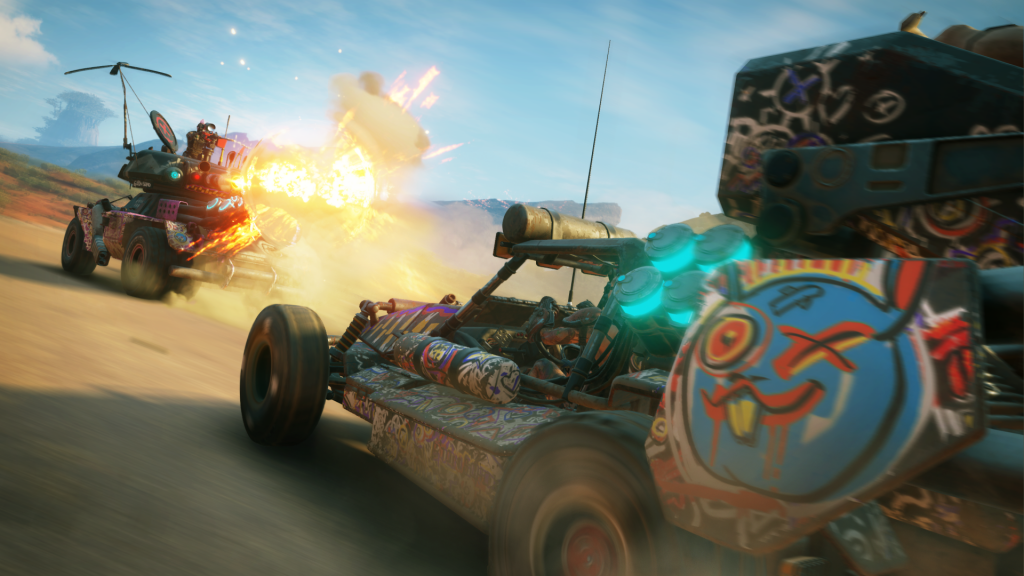 Rage 2, rage, quakecon, quakecon 2018, quakecon rage 2, rage 2 gameplay, rage 2 story details, rage 2 new story, rage 2 at quakecon, gigamax gaming news, gigamax rage 2, gigamax games, gaming news, video game news