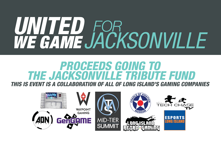 United WE GAME: for Jacksonville - Long Island Gaming Community