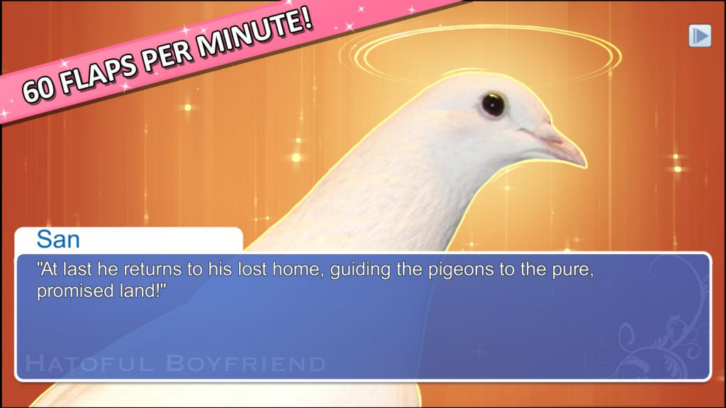 hatoful boyfriend,  indie games, indie games, indie developers, steam, steam games