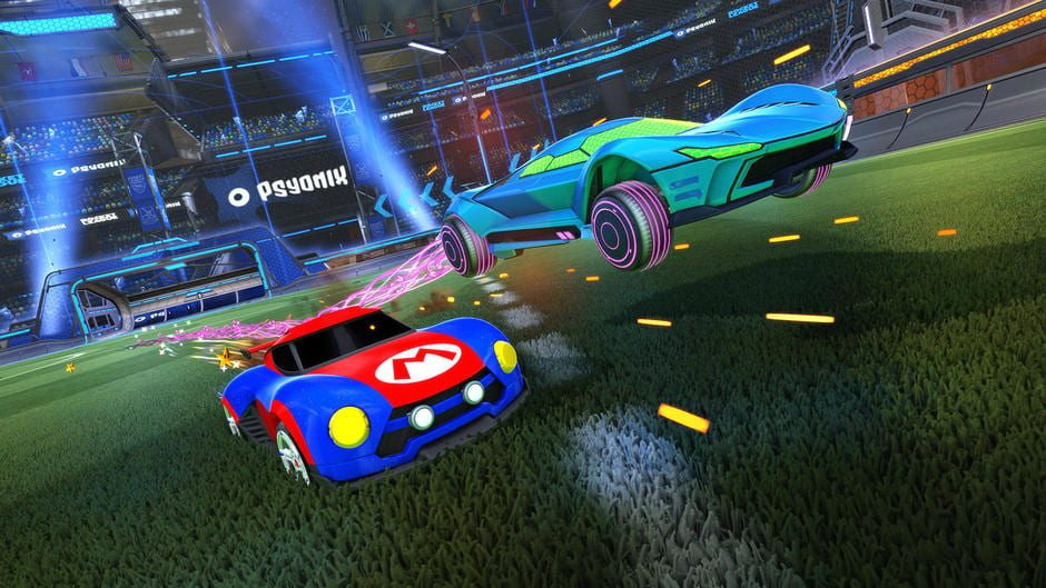 Cross-Play, rocket league, fortnite, sony, sony cross-play, video game news, newest games, latest games, gaming news, gigamax games, gigamax
